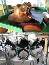 Novy Jicin(ノヴィー・イチーン)市の自社工場