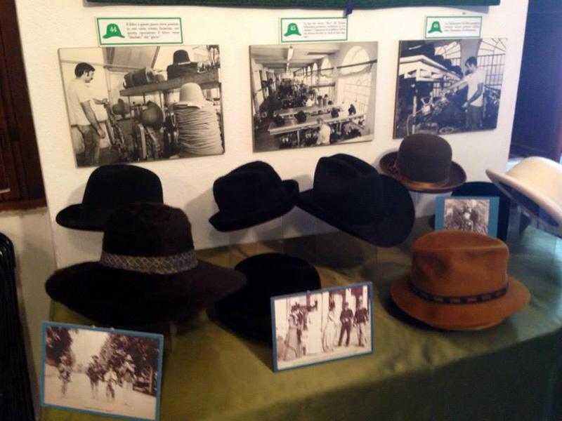 パニッツァの帽子博物館