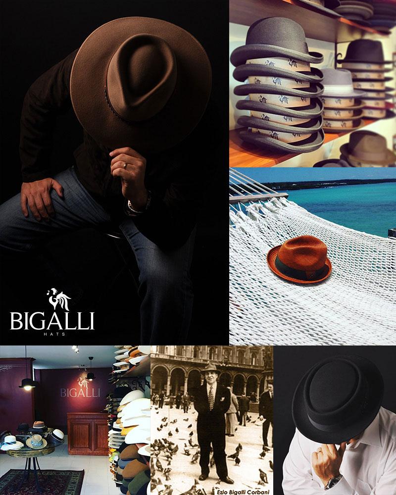 BIGALLI(ビガリ)ブランドイメージ