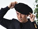 似合う帽子のかぶり方