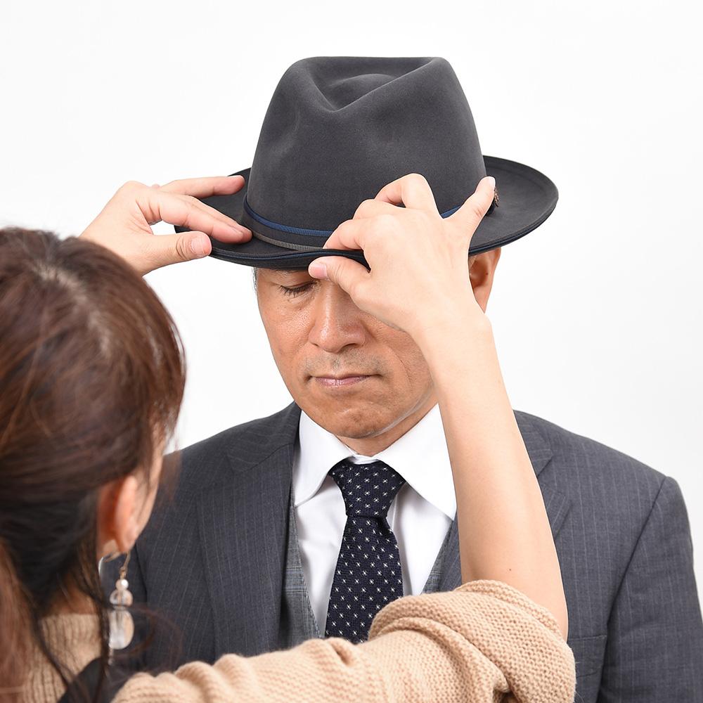選び方の落とし穴3「帽子をかぶり慣れていない・見慣れていない」