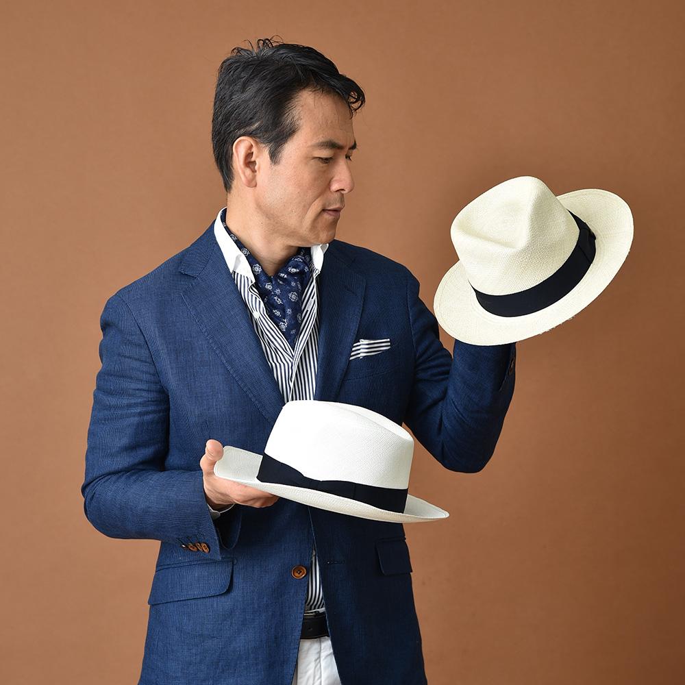 選び方の落とし穴4「いろいろな種類の帽子を試していない」