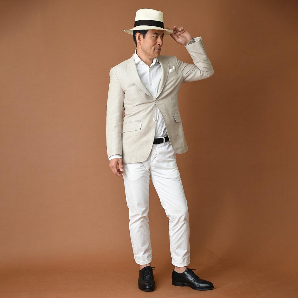 選び方のポイント2「帽子と服装をトータルで考える」