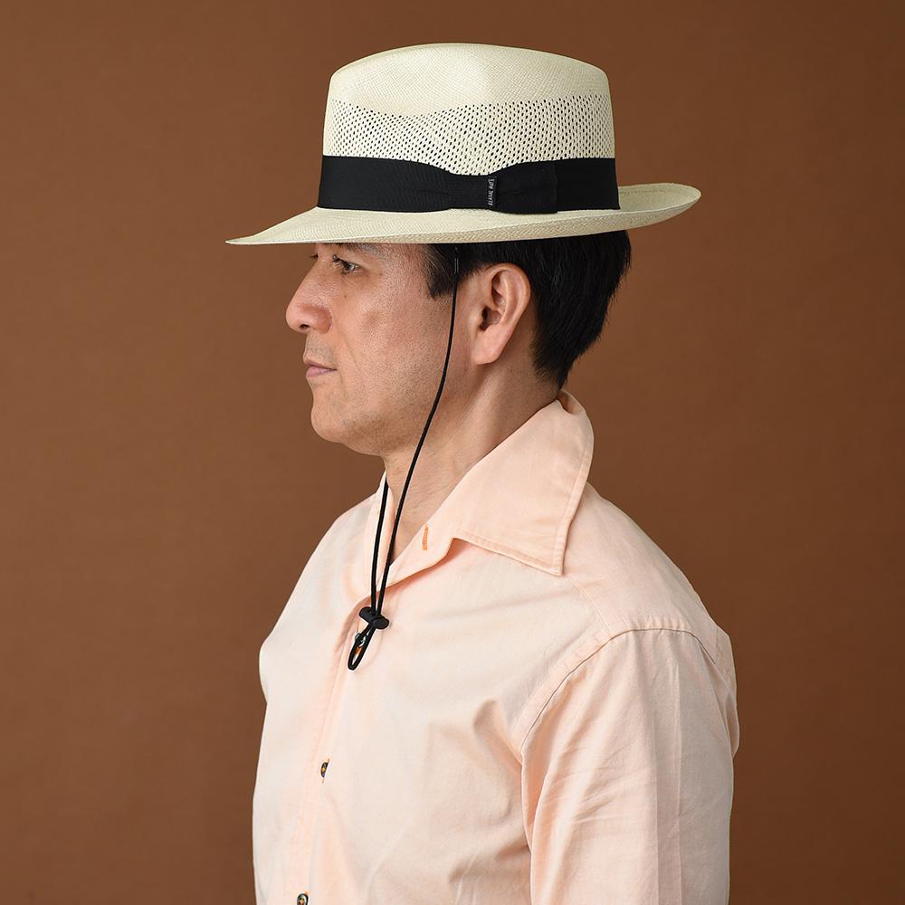 ジャストサイズの帽子を選ぶ