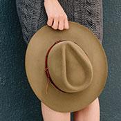 帽子を脱ぐべきケース