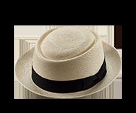 ポークパイハット・カンカン帽