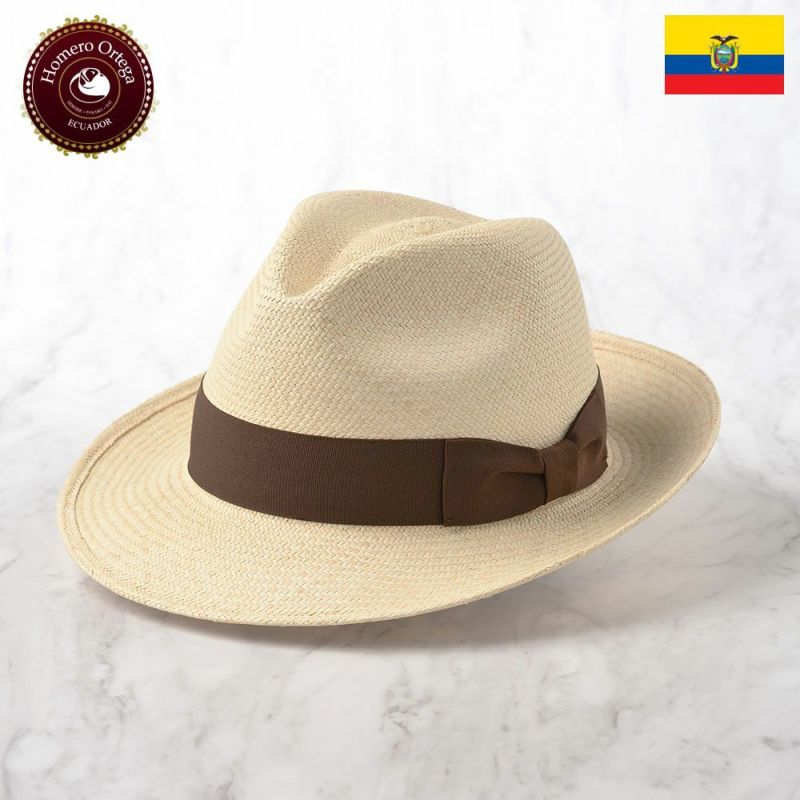 帽子 パナマハット Homero Ortega(オメロオルテガ) PRIMERA(プリメーラ)ナチュラル