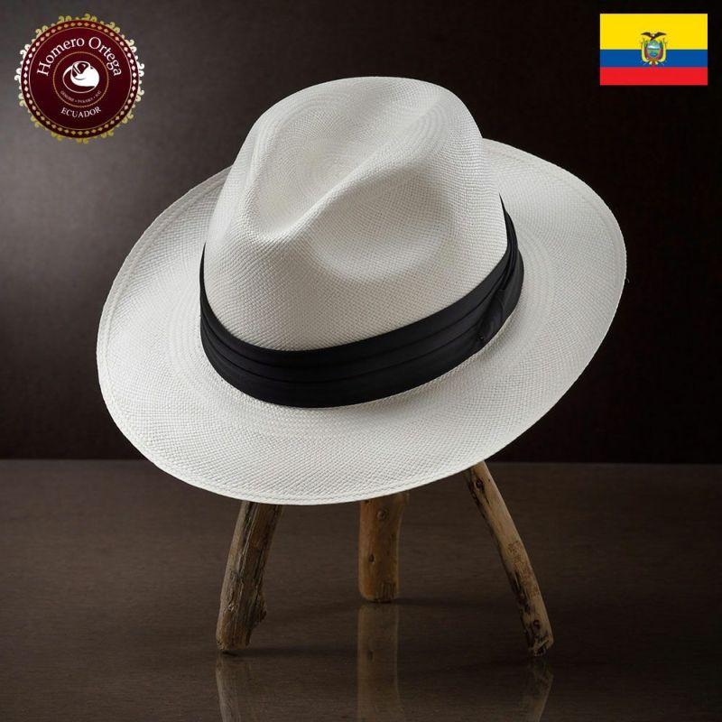 帽子 パナマハット Homero Ortega(オメロオルテガ) SIR(サー)