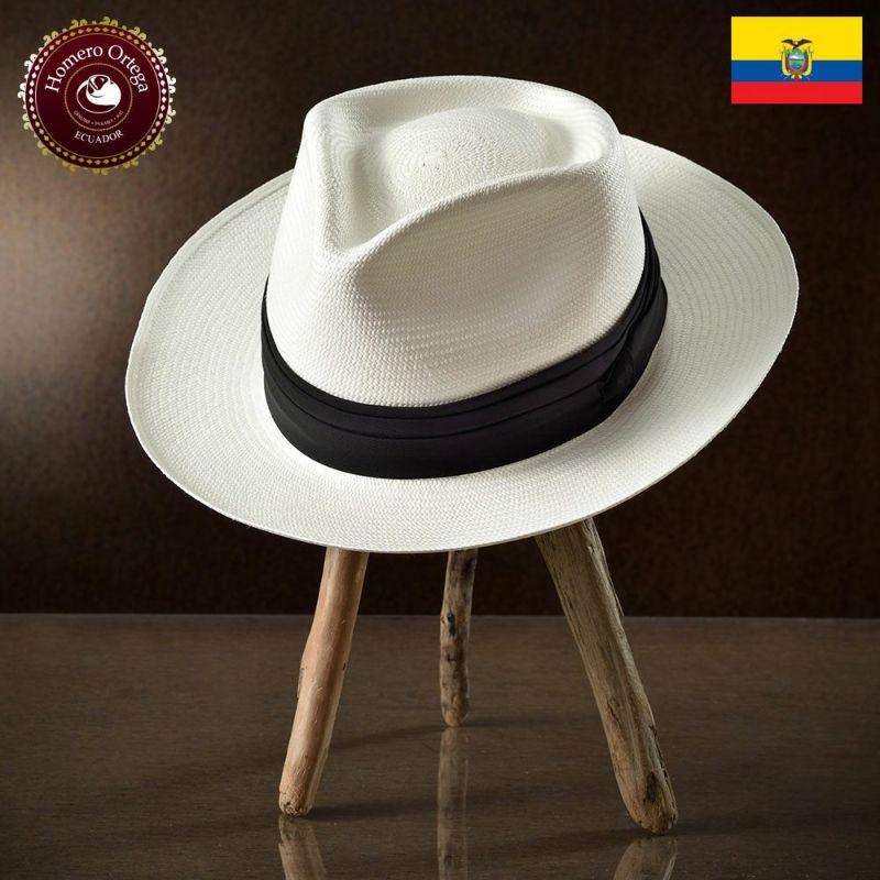 帽子 パナマハット Homero Ortega(オメロオルテガ) SECRETO(セクレト)