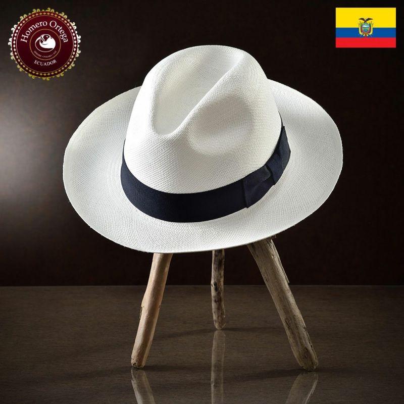 帽子 パナマハット Homero Ortega(オメロオルテガ) LAUREL(ラウレール)