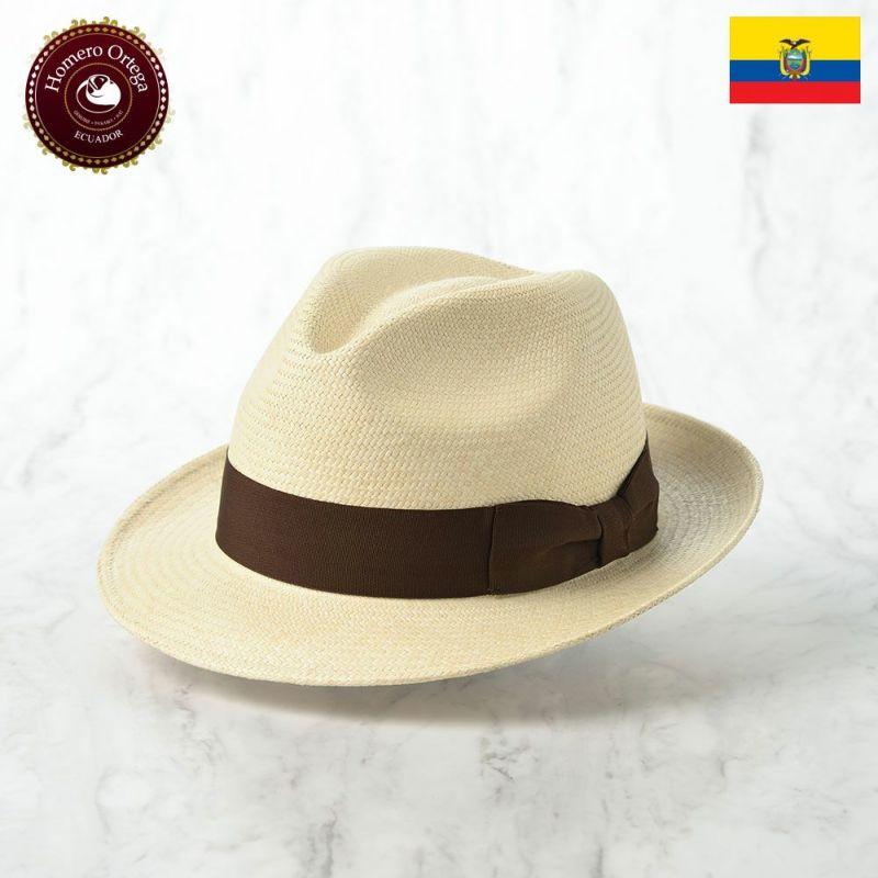 帽子 パナマハット Homero Ortega(オメロオルテガ) CAZADOR ORILLA(カサドール オリージャ)