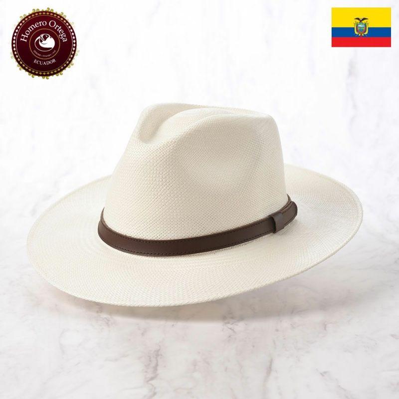 帽子 パナマハット Homero Ortega(オメロオルテガ) JUNGLA(ジャングル)