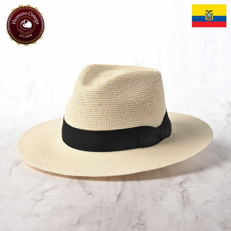 帽子 パナマハット Homero Ortega(オメロオルテガ) JUNGLA BMP(ジャングル BMP)