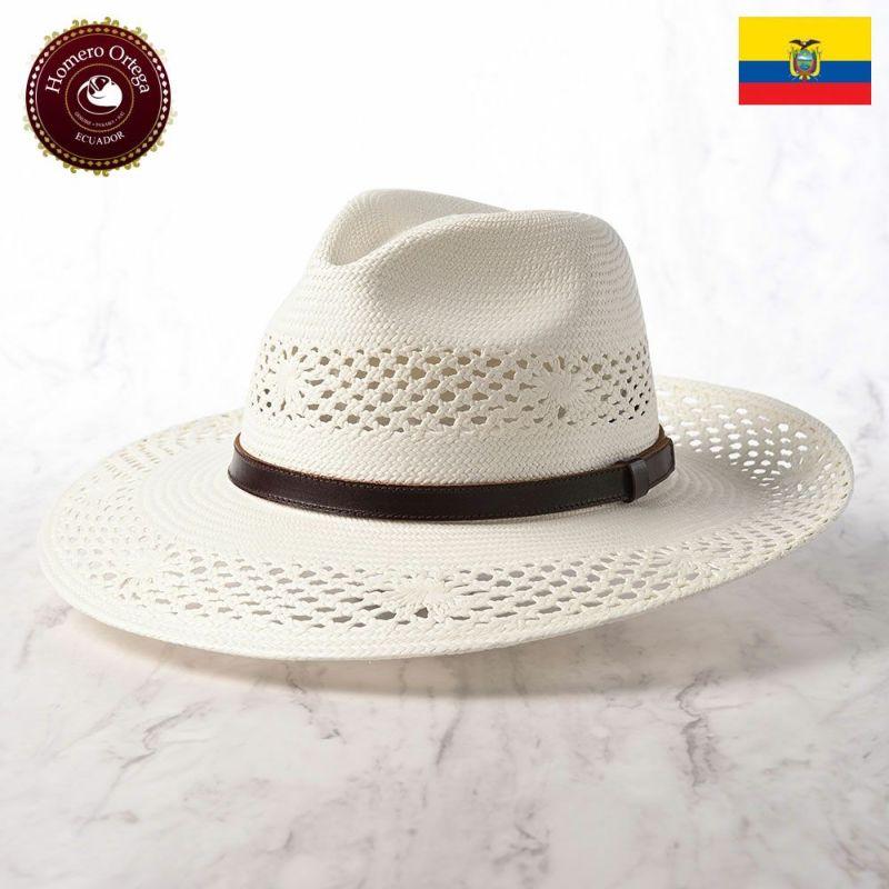 帽子 パナマハット Homero Ortega(オメロオルテガ) ROSAS FN(ローサス FN)