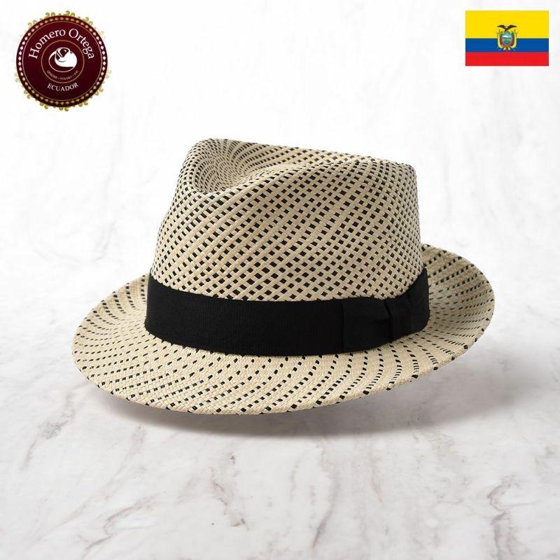 帽子 パナマハット Homero Ortega(オメロオルテガ) ESTRELLA(エストレヤ)ナチュラル