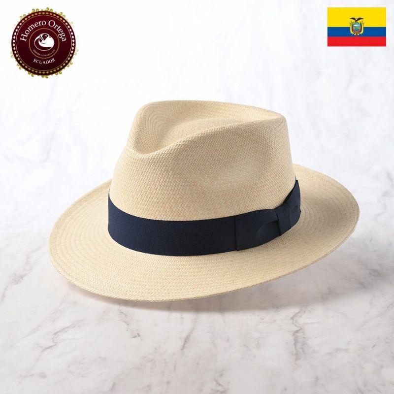 帽子 パナマハット Homero Ortega(オメロオルテガ) ROCK(ロック)ナチュラル