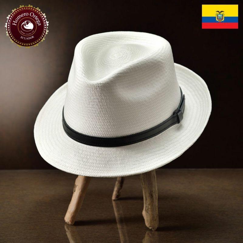 帽子 パナマハット Homero Ortega(オメロオルテガ) SIGNO(シグノ)