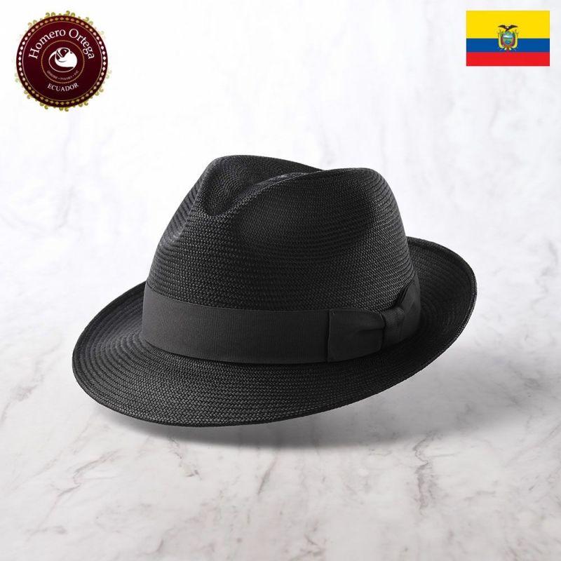 帽子 パナマハット Homero Ortega(オメロオルテガ) CAZADOR BRILLO(カサドール ブリロ)