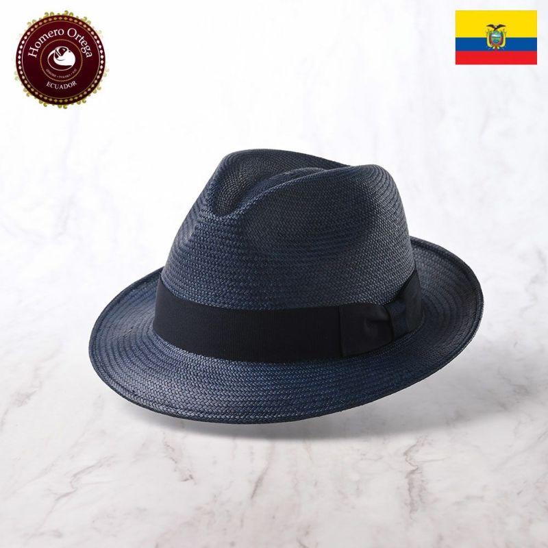 帽子 パナマハット Homero Ortega(オメロオルテガ) CAZADOR OSCURO(カサドール オスクロ)