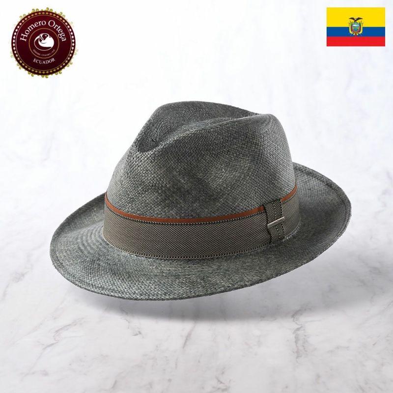 帽子 パナマハット Homero Ortega(オメロオルテガ) GUIJARRO(ギハーロ)
