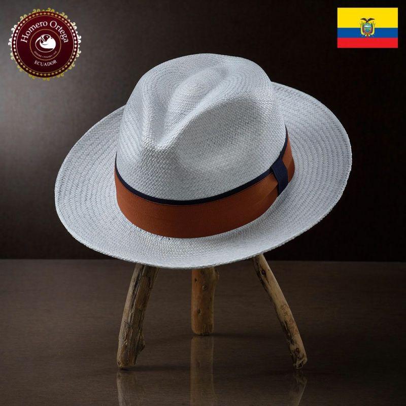 帽子 パナマハット Homero Ortega(オメロオルテガ) SOLEADO(ソレアード)