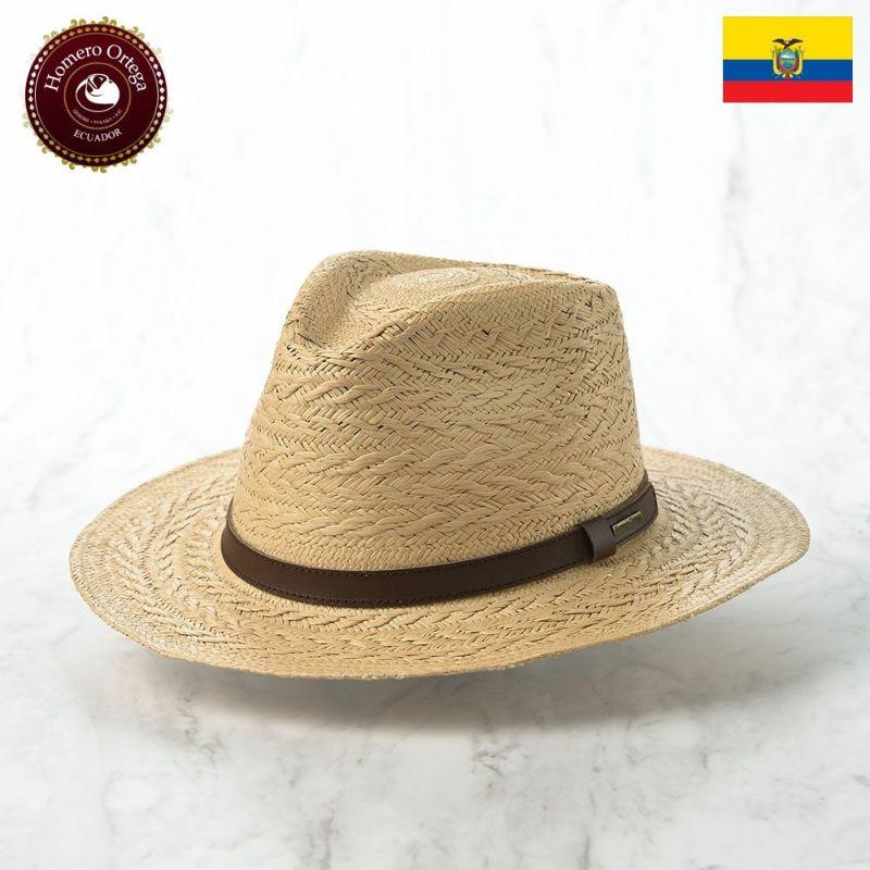 帽子 パナマハット Homero Ortega(オメロオルテガ) CABLE(カブレ)