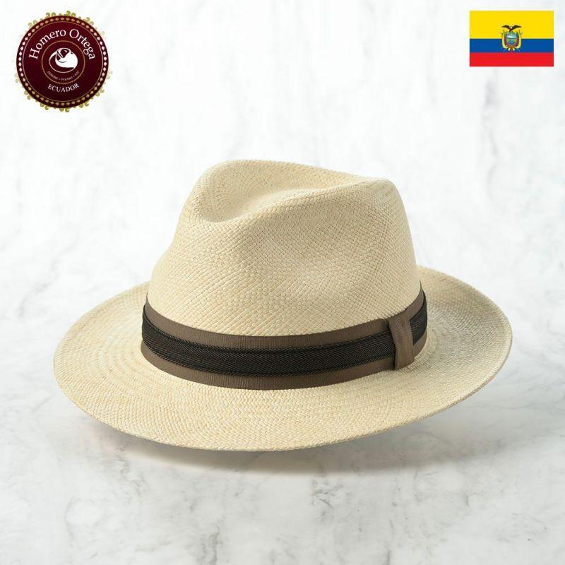 帽子 パナマハット Homero Ortega(オメロオルテガ) HABANO(ハバノ)ナチュラル