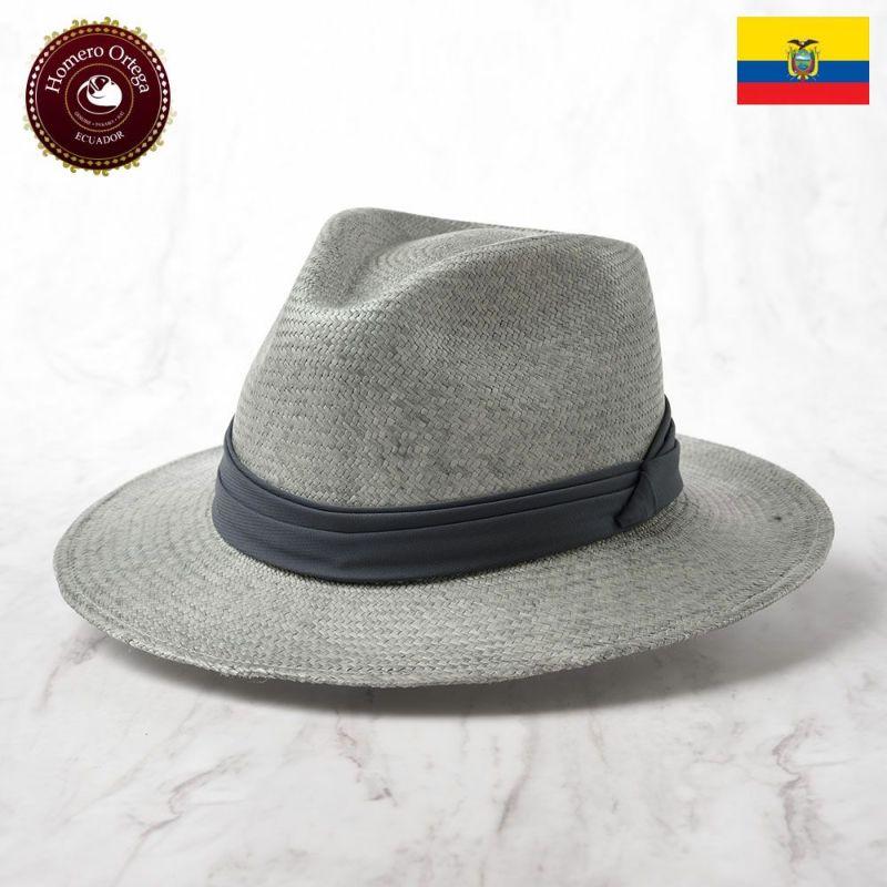 帽子 パナマハット Homero Ortega(オメロオルテガ) MALVA(マルバ)