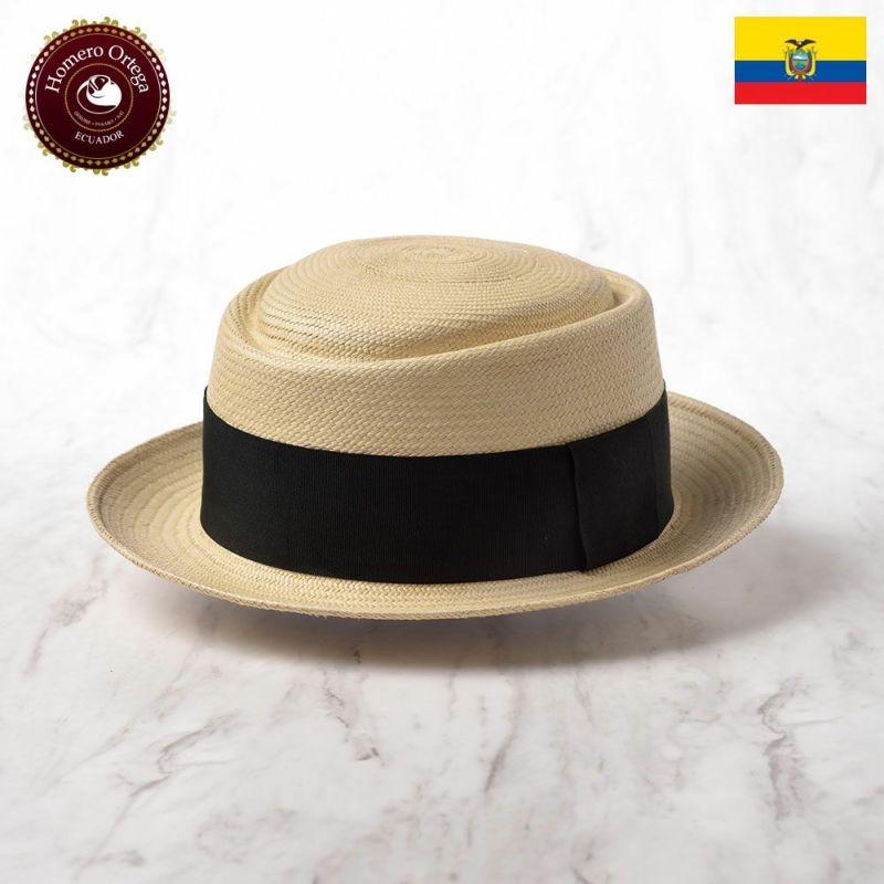 帽子 パナマハット Homero Ortega(オメロオルテガ) WALTER(ウォルター)ナチュラル