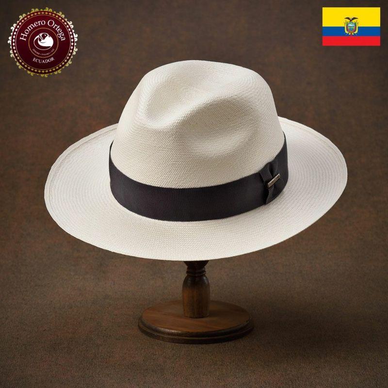 帽子 パナマハット Homero Ortega(オメロオルテガ) VETERANO(ベテラーノ)