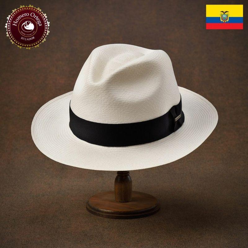 帽子 パナマハット Homero Ortega(オメロオルテガ) AVANZADO(アバンサード)