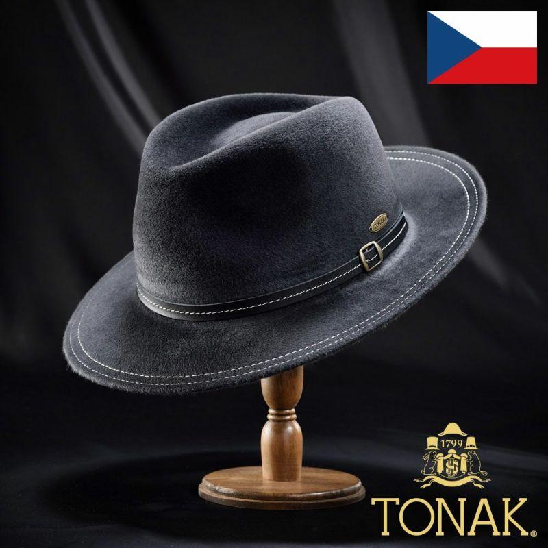 帽子 フェルトハット TONAK(トナック) RAFFINE(ラフィーネ)
