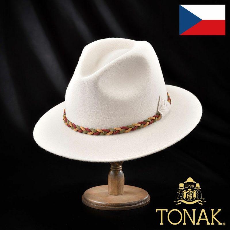 帽子 フェルトハット TONAK(トナック) SPIRAL(スピラル)