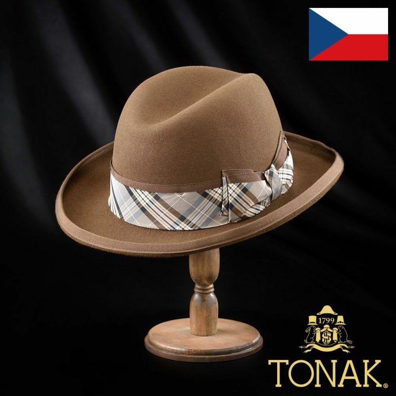帽子 フェルトハット TONAK(トナック) ORGUEIL(オルグイユ)