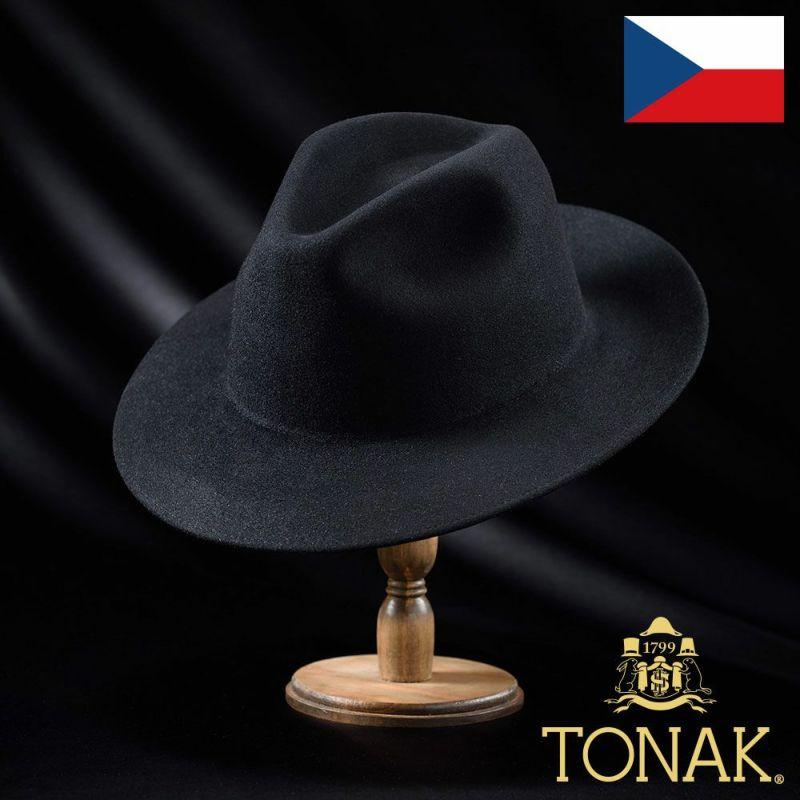 帽子 フェルトハット TONAK(トナック) TRAJET(トラジェ)