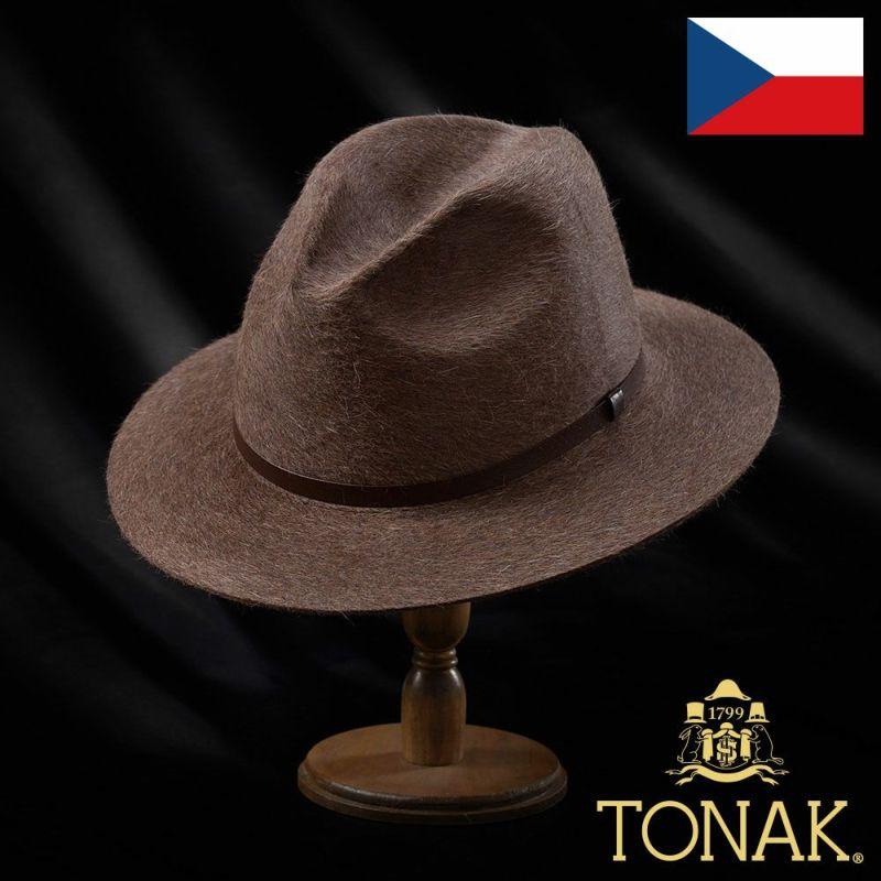 帽子 フェルトハット TONAK(トナック) CAMARADE(カマラード)