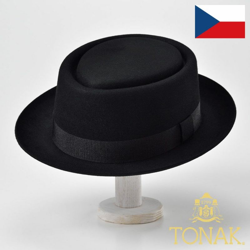 帽子 フェルトハット TONAK(トナック) HIRZO(ヒルゾ)