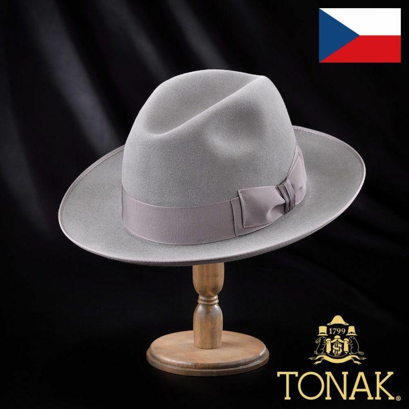 帽子 フェルトハット TONAK(トナック) GLOIRE(グロワール)