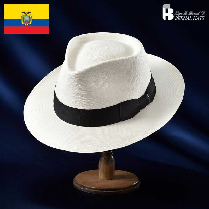 帽子 パナマハット BERNAL(ベルナール) MORAL(モラール)