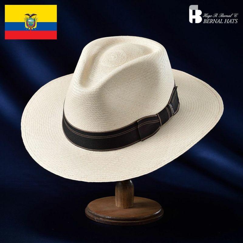 帽子 パナマハット BERNAL(ベルナール) CURVA(クルバ)