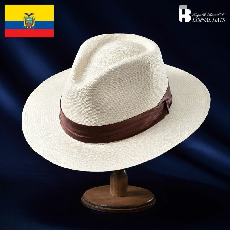 帽子 パナマハット BERNAL(ベルナール) GANADOR(ガナドール)