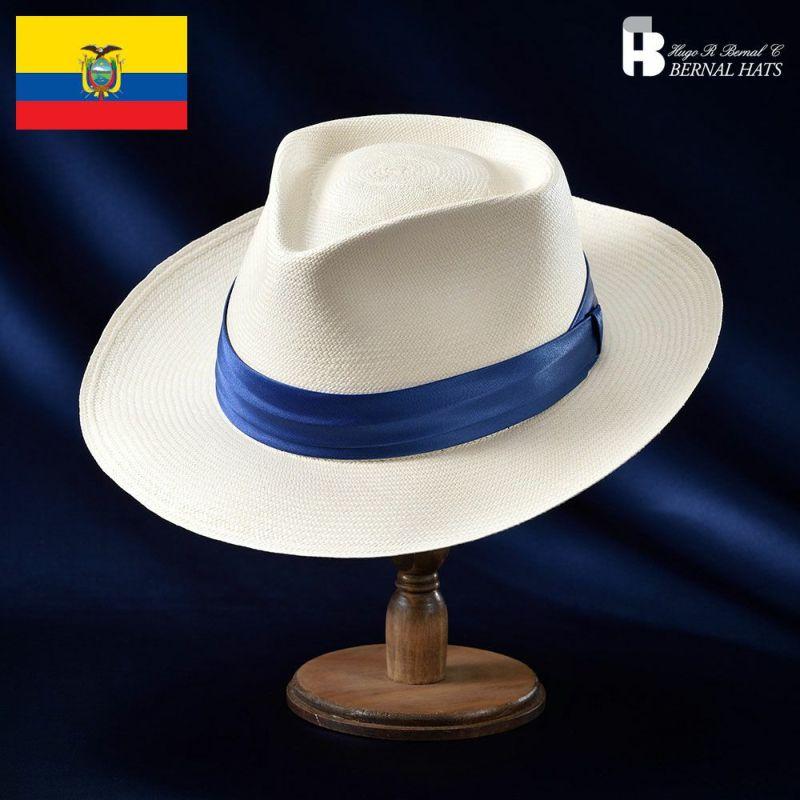 帽子 パナマハット BERNAL(ベルナール) ZAFIRO(サフィーロ)