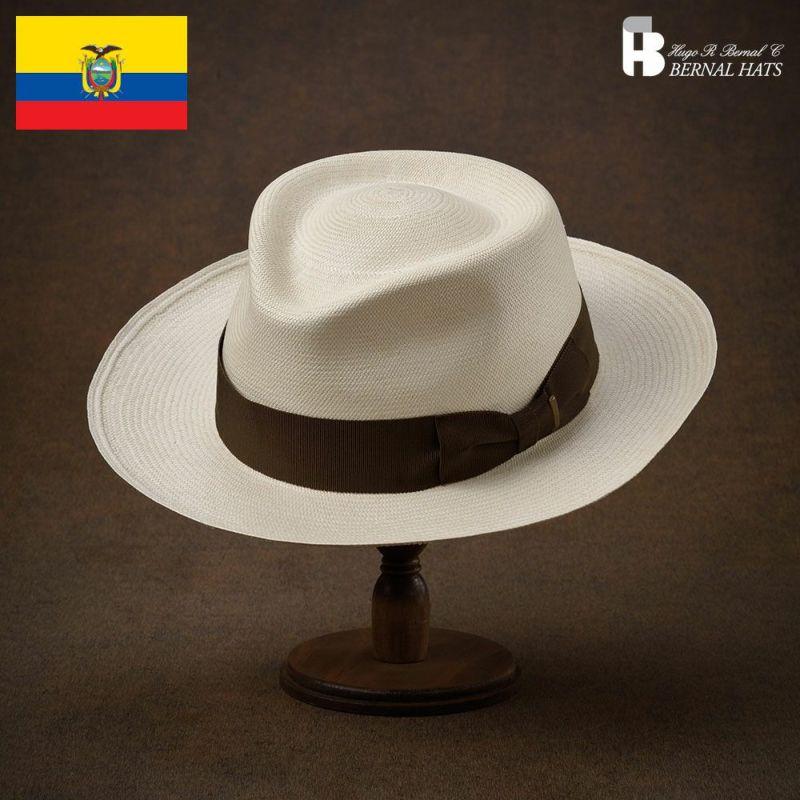帽子 パナマハット BERNAL(ベルナール) TRABAJADOR(トラバハドール)