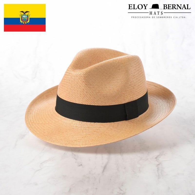 帽子 パナマハット ELOY BERNAL(エロイベルナール) PALETA(パレッタ)ベージュ