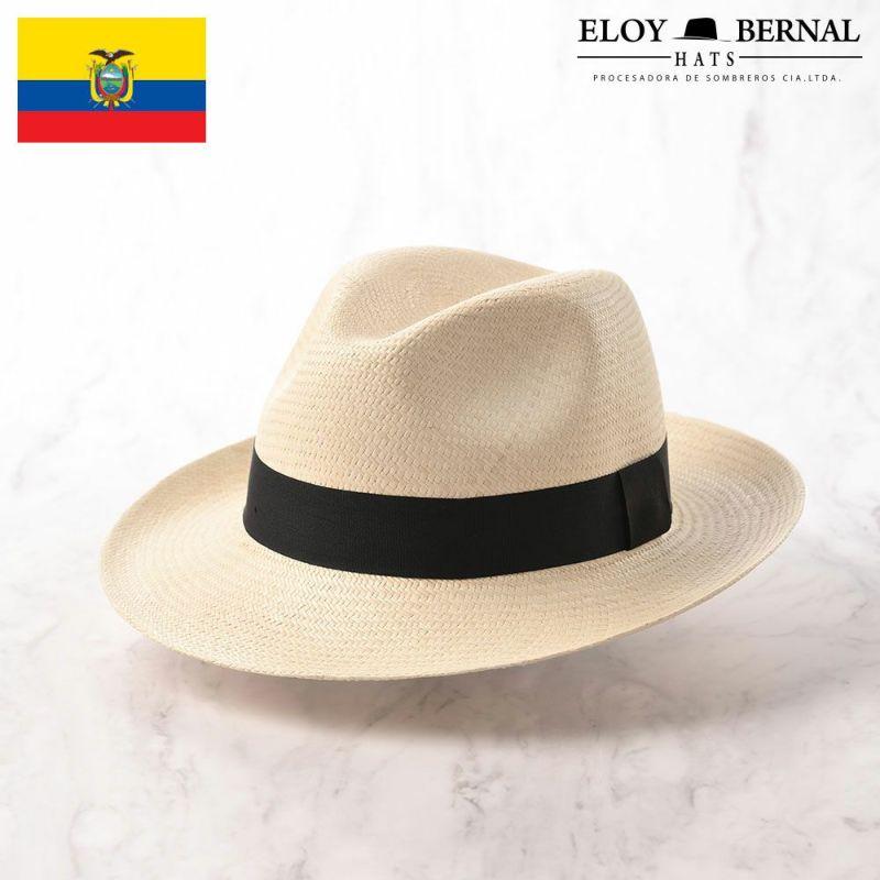 帽子 パナマハット ELOY BERNAL(エロイベルナール) PALETA(パレッタ)ナチュラル
