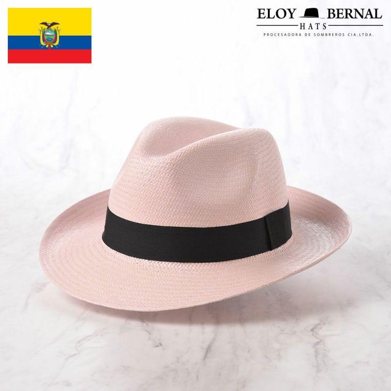 帽子 パナマハット ELOY BERNAL(エロイベルナール) PALETA(パレッタ)サクラ