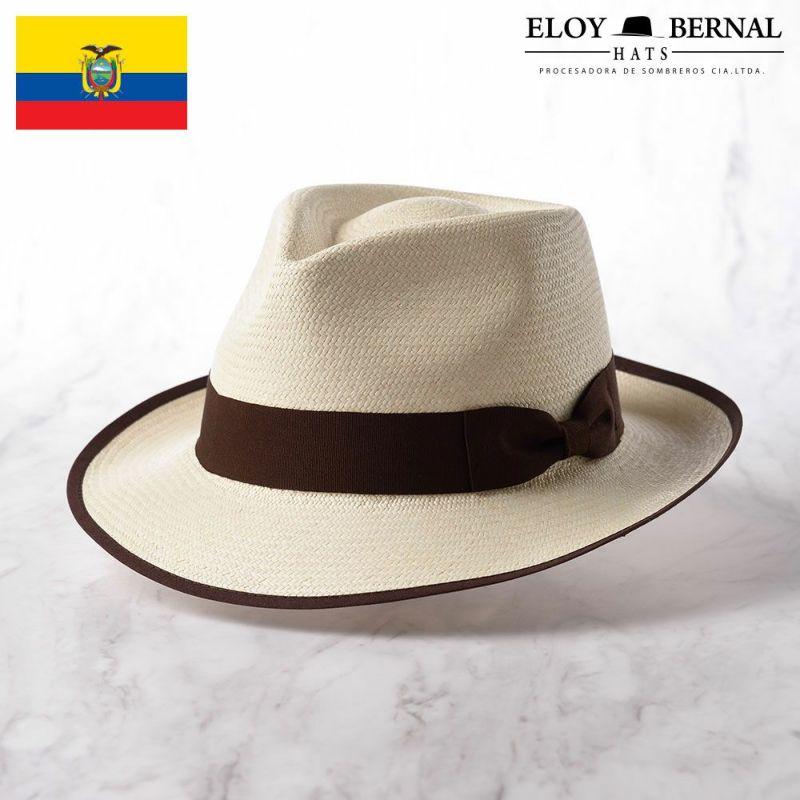 帽子 パナマハット ELOY BERNAL(エロイベルナール) METEORO(メテオロ)ナチュラル