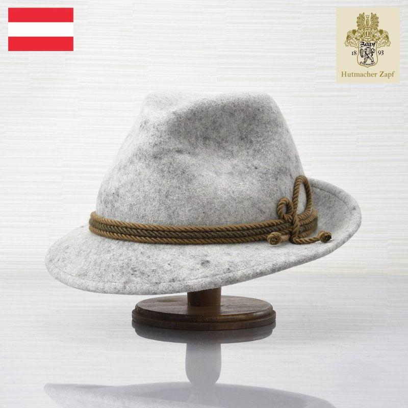 帽子 フェルトハット Zapf(ツァップ) Axam Schladming(アクサム シュラトミング)