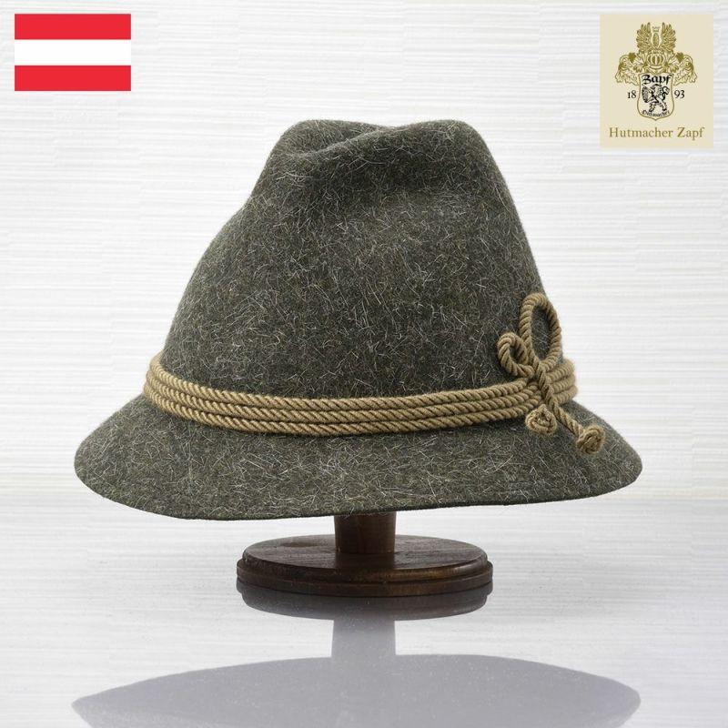 帽子 フェルトハット Zapf(ツァップ) Jagalois Fohre(ヤガロイス フォーレ)