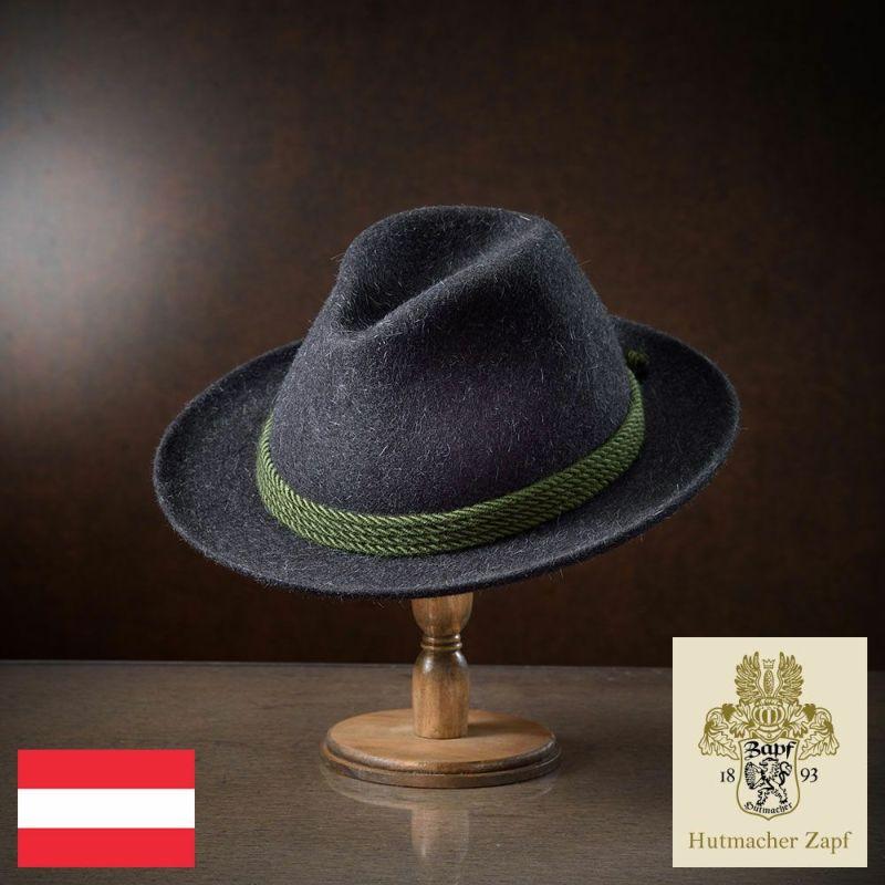 帽子 フェルトハット Zapf(ツァップ) Waldburg(ヴァルトブルク)